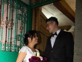 La boda de Larisa y Ángel 1