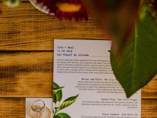 La boda de Isha y Neal 3