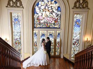 La boda de Iván y Janeth