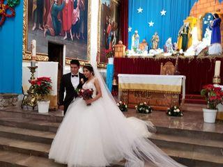 La boda de Guadalupe  y Eduardo
