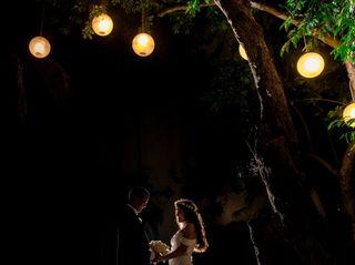 La boda de Maleny y Jay