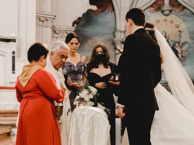 La boda de Marco y Brenda en León, Guanajuato 17