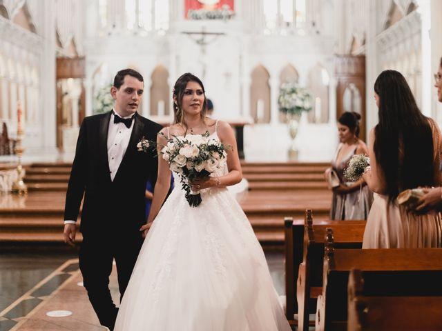 La boda de Marco y Brenda en León, Guanajuato 28