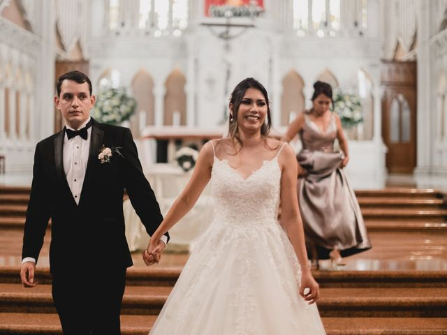 La boda de Marco y Brenda en León, Guanajuato 29