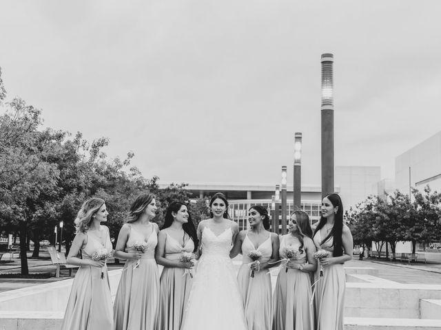 La boda de Marco y Brenda en León, Guanajuato 36
