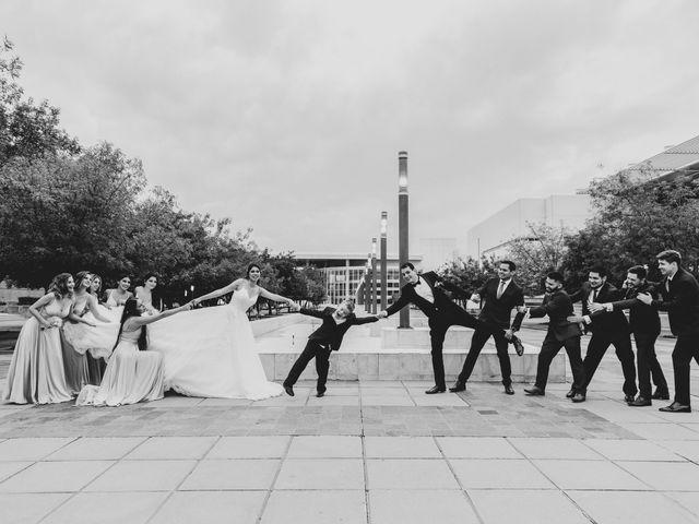La boda de Marco y Brenda en León, Guanajuato 40