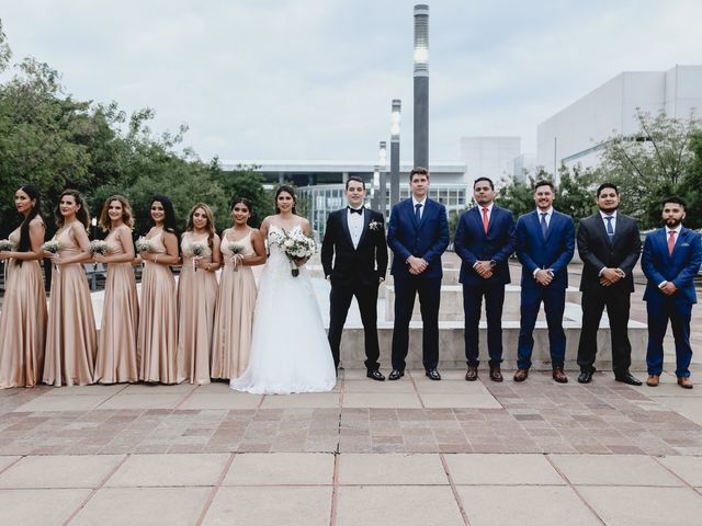La boda de Marco y Brenda en León, Guanajuato 42