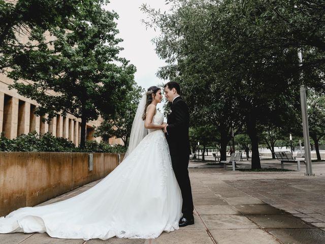 La boda de Marco y Brenda en León, Guanajuato 43