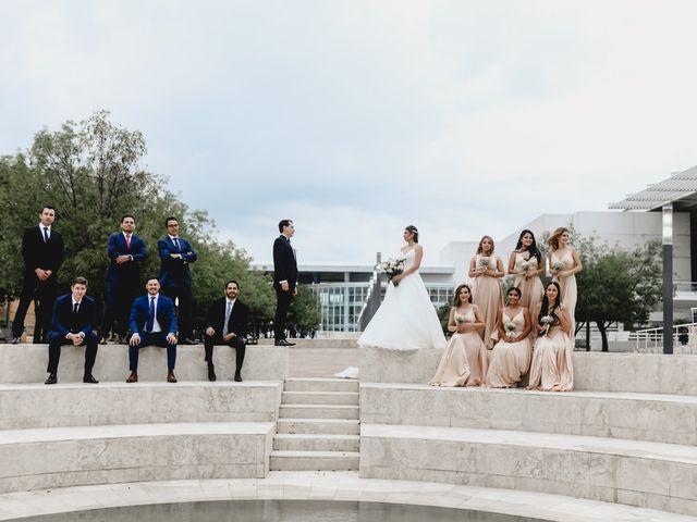 La boda de Marco y Brenda en León, Guanajuato 46