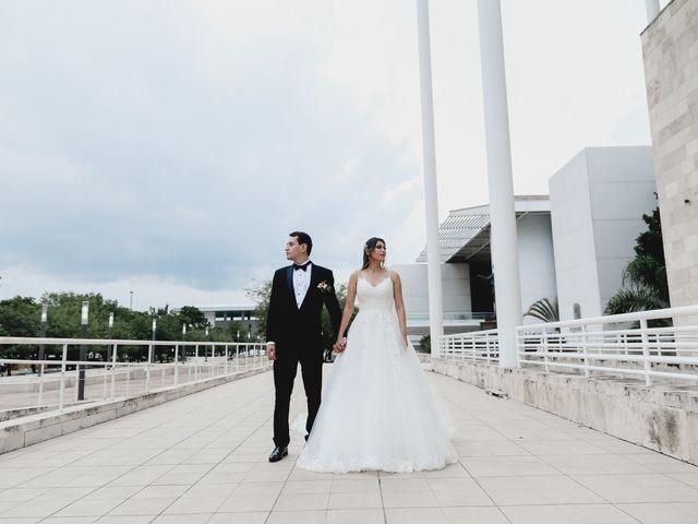 La boda de Marco y Brenda en León, Guanajuato 47