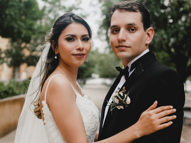 La boda de Marco y Brenda en León, Guanajuato 53