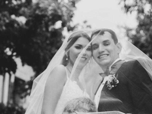La boda de Marco y Brenda en León, Guanajuato 54