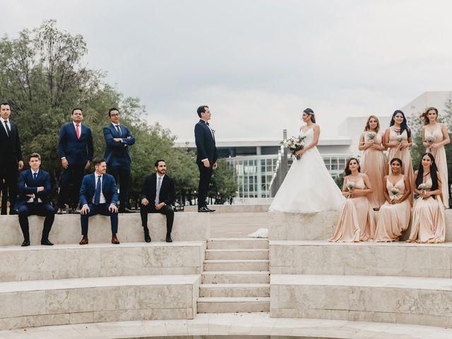 La boda de Marco y Brenda en León, Guanajuato 58