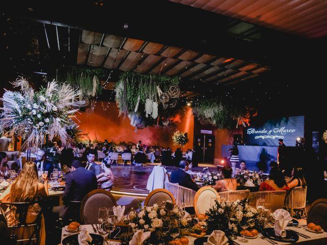 La boda de Marco y Brenda en León, Guanajuato 67