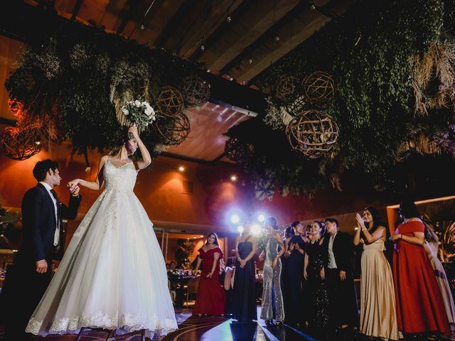 La boda de Marco y Brenda en León, Guanajuato 93