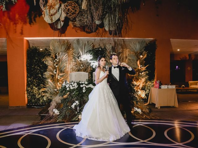 La boda de Marco y Brenda en León, Guanajuato 97