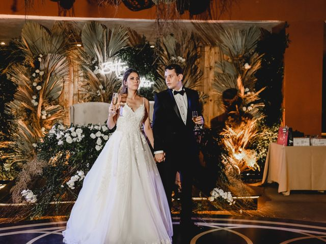 La boda de Marco y Brenda en León, Guanajuato 98
