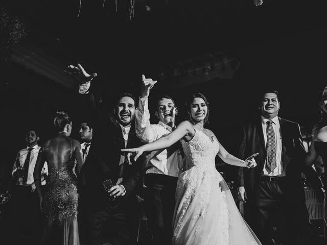 La boda de Marco y Brenda en León, Guanajuato 104