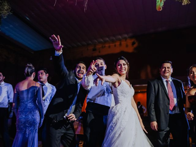 La boda de Marco y Brenda en León, Guanajuato 105