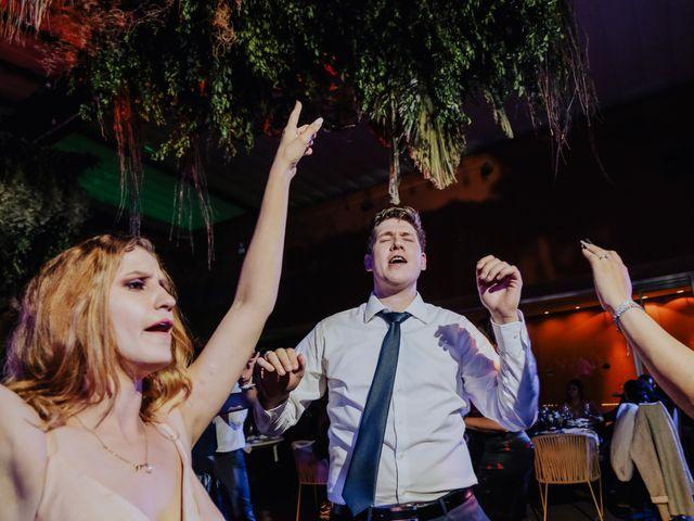 La boda de Marco y Brenda en León, Guanajuato 107