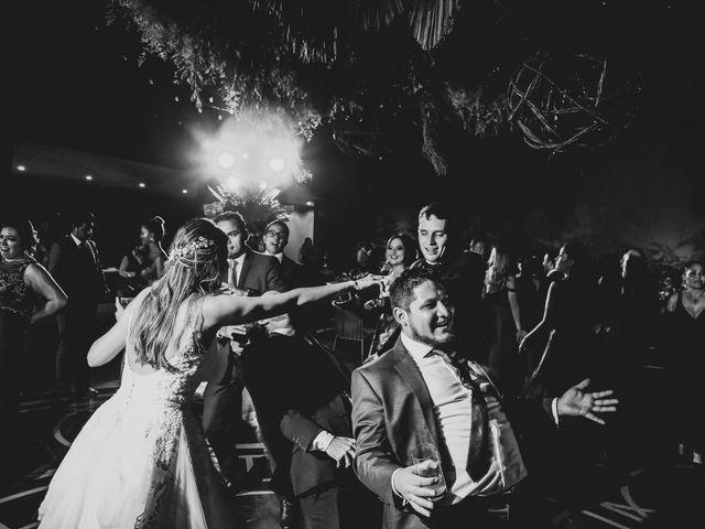 La boda de Marco y Brenda en León, Guanajuato 108