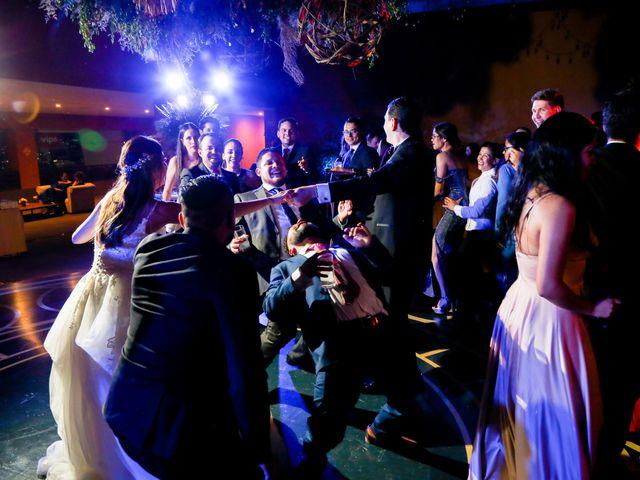 La boda de Marco y Brenda en León, Guanajuato 110