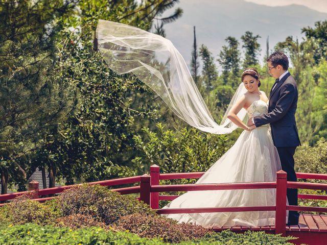 La boda de Chynthia y Jonny