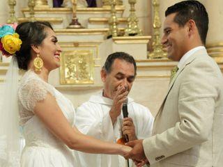 La boda de Tracy y Alejandro