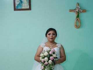 La boda de Jesús Alberto y Vanessa Anahí  1