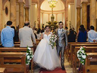 La boda de Jesús Alberto y Vanessa Anahí