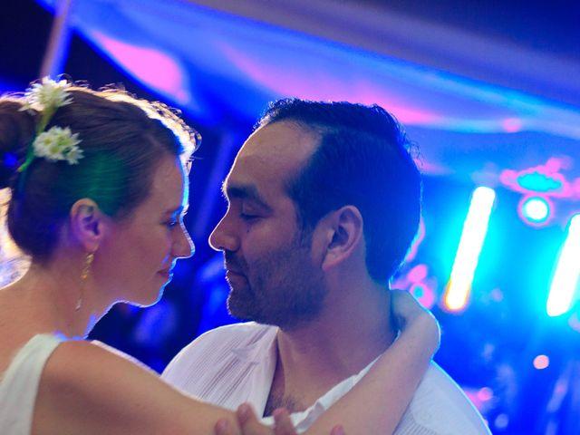 La boda de Constance y Jose Luis