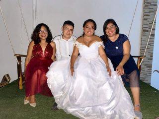 La boda de Alma y Fredy