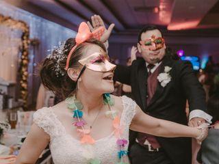 La boda de Nayeli y Ivan