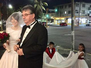 La boda de Diana y Williams  1