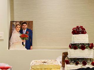 La boda de Nohemi y Gustavo 1