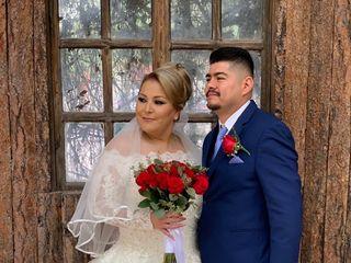 La boda de Nohemi y Gustavo