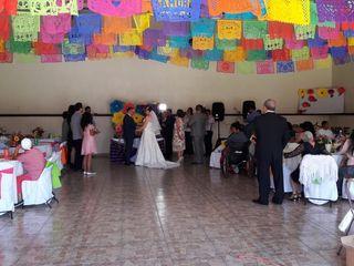 La boda de Nancy y Erick  1