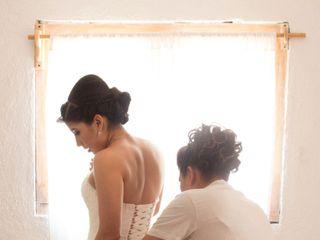 La boda de Suzel Serrano y Jaime Díaz 2