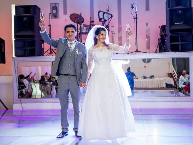 La boda de Leti y David
