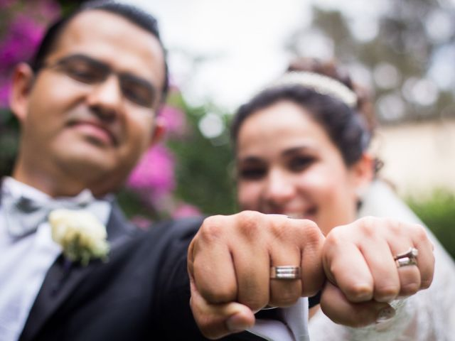 La boda de Yasmeli y Alberto