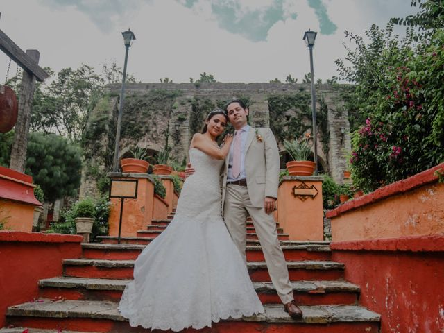 La boda de Lili y Betuel
