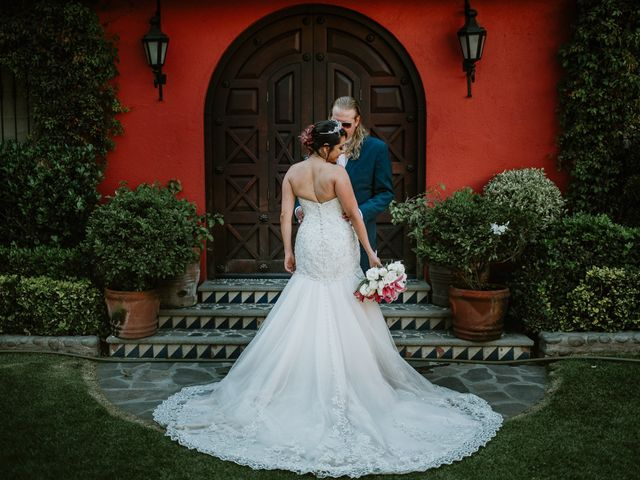 La boda de Deyanira y Cody