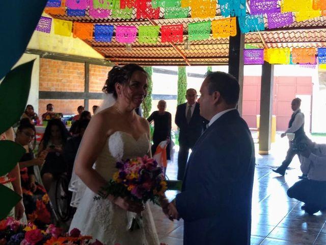 La boda de Nancy y Erick