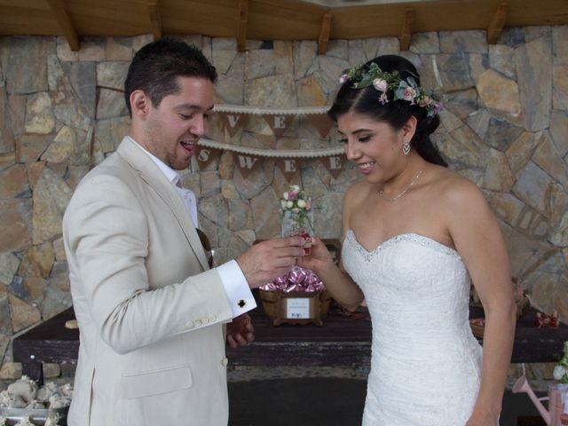 La boda de Suzel Serrano y Jaime Díaz