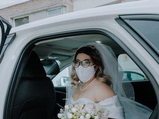 La boda de Frida y Martín 3