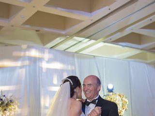 La boda de Melisa y Andrés 1