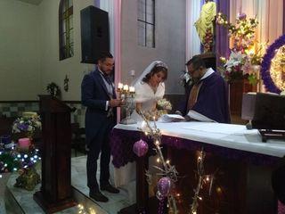 La boda de Miriam y Answin