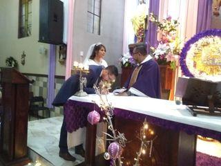 La boda de Miriam y Answin 3