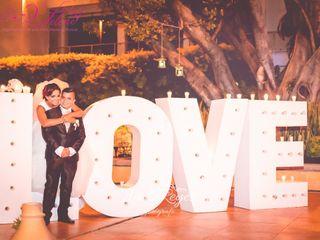 La boda de Sharon y Alejandro