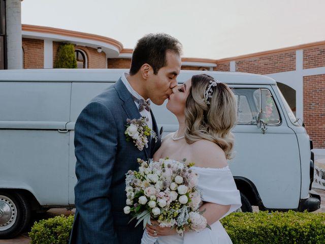 La boda de Frida y Martín